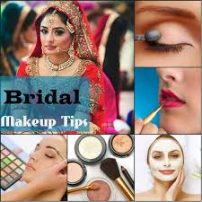watch here bridal makeup tips in hindi video