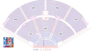 18 Fresh Dte Seating Chart With Seat Numbers