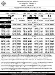 ตรวจหวย 16/07/63 ผลสลากกินแบ่งรัฐบาล 16 กรกฎาคม 2563 ถูกต้องทุกรางวัล