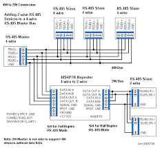 4 wire to 2 wire connections b b electronics white paper