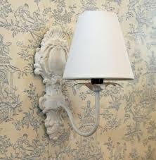 shabby chic lighting. Shabby Chic Wall Light Photo - 1 Lighting