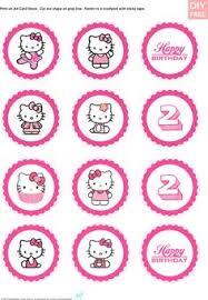 201 Best Hello Kitty Birthday Printables Images Hello Kitty