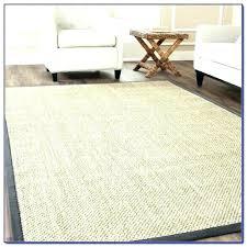 triangle large jute rug round