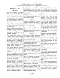January 6, 1922 - Bullitt County Public Library