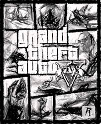 Grand Theft Auto Coloring Pages At Getdrawingscom Free For