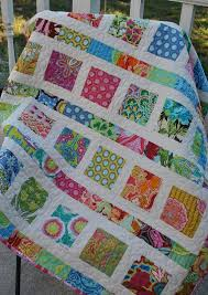62 best children's quilt $ images on Pinterest & Amy Butler Soul Blossoms Baby or Toddler Quilt CUSTOM made to order Adamdwight.com