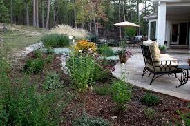 backyard landscape designs. Interesting Design For Kid Backyard Landscape : Fascinating Ideas With Black Iron Designs