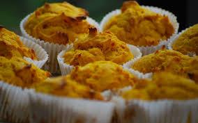Pumpkin Cornbread Muffins Farmers Market Foods