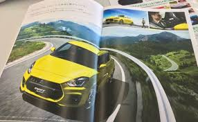 2018 suzuki cars.  suzuki 2018 suzuki swift sport brochure leak throughout cars