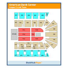 American Bank Center Events And Concerts In Corpus Christi