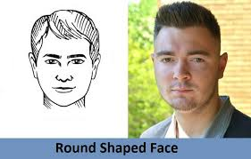 60 best male haircuts for round faces