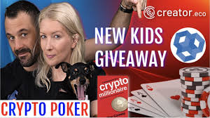 Kingsley advani was able to become a bitcoin millionaire at the age of 24. New Kids Token Giveaway Crypto Poker Confessions Of A Crypto Millionaire The Bc Game Blog