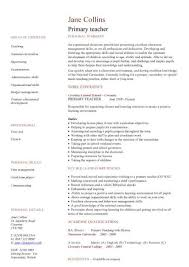 Physics Teacher CV ...