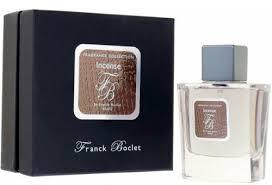 Парфюмированная вода <b>Franck Boclet Incense</b> для мужчин