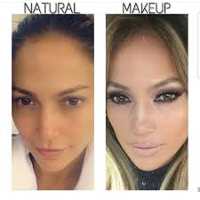 jlo pictures without makeup jennifer lopez with or without makeup shallie s purple beehive