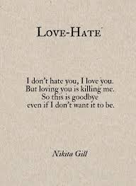Love And Hate Quotes Magnificent Download Love And Hate Quotes Ryancowan Quotes