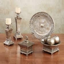 Home Decor Accent Furniture Landrum 100 pc Decorative Home Accents Set 30