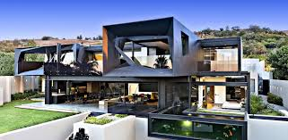 ... Modern Luxury House Interior Design Ultra Plans With Photos 01 Kloof  Residence Bedfordview Johannesburg South Africa