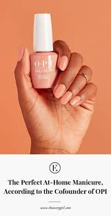 how to get the best at home manicure