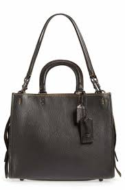 COACH 1941  Rogue  Leather Satchel
