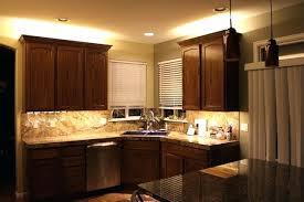 kitchen cabinet led lighting. Led Lighting Under Kitchen Cabinets Light Design Tape Cabinet Direct Wire