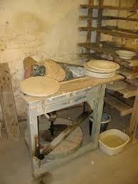 pottery kick wheel authentic leach kick wheel in the leach pottery st diy pottery kick wheel
