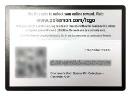 Decks, verzegelde kits Circhester Pokemon Champion's Path Special Pin  Collection Sealed Box Verzamelingen tusoluciondigital.com.ar
