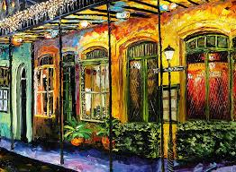 >nola art fine art america nola wall art painting new orleans original painting by beata sasik