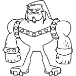 Small Picture Teen Titans Go Coloring Pages