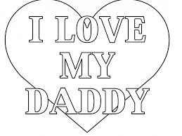 Small Picture Download I Love You Daddy Coloring Pages Ziho Coloring