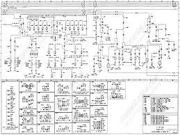 1979 ford truck wiring system wiring diagrams 92 Toyota Pickup Wiring Diagram at 1979 International Truck Wiring Diagram