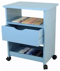 office rolling cart. rolling cart with drawer blue contemporaryofficecartsandstands office h
