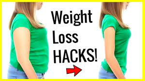 10 WEIGHT LOSS Life Hacks to LOSE WEIGHT FAST and EASY! (Tips That ...