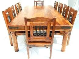 best rustic dining tables for round expandable rustic dining table within large rustic