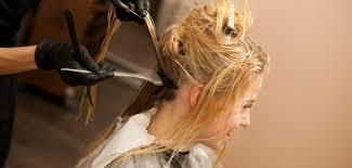 how to fix bleach damaged hair