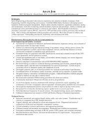 Sample Resume For Housekeeping Supervisor Position Valid