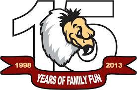 condors unveil 15th anniversary logo for 2012 13