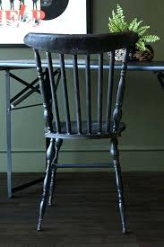 distressed metal furniture. Distressed Dining Chairs Metal Vintage Chair White Room Furniture