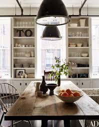 Rooms To Go Kitchen Furniture Go Inside Meg Ryans New York City Loft Open Shelving