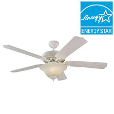 sea gull lighting quality max plus 52 in white indoor ceiling fan