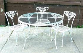 white cast iron patio furniture. Unique Cast White Cast Iron Patio Furniture Wrought Table Outdoor Sink Scratch Best  Inside White Cast Iron Patio Furniture E
