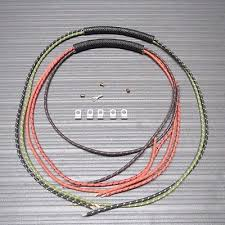 harley 1955 only panhead wiring harness kit usa made fl flh • aud harley 1955 only panhead wiring harness kit usa made fl flh 8