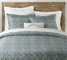 leada print patterned duvet cover