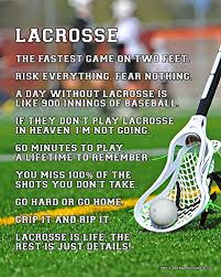 Amazon Posters And Prints By Magnetic Impressions Unframed Adorable Lacrosse Quotes