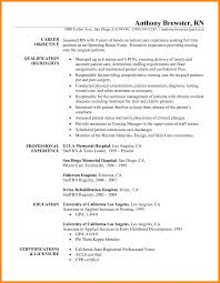 Free Rn Resume Template New Grad Rn Resume Template Professional Samples Laredo Roses Best 27