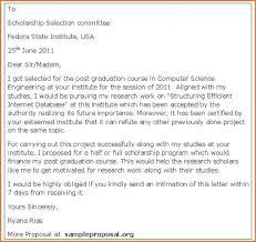 Sample Scholarship Request Letters Get Sample Scholarship Request Letter Cover Letter Physics