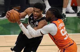 Bucks win NBA championship in Game 6 ...