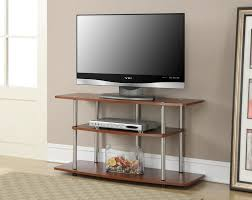 ladder tv stand tv stands center with bookcases modern centers