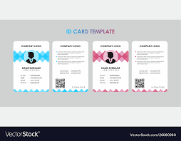 Business Id Template Id Card Template Business Profile