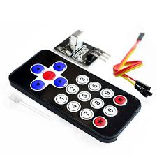 Slim <b>38KHz</b> Receiver Module IR Kit Infrared Remote Control ...